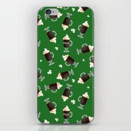 Irish Coffees iPhone Skin