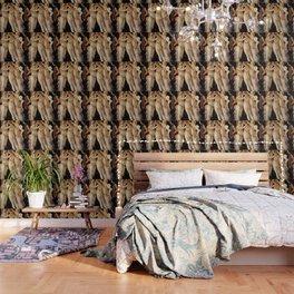 """Sandro Botticelli """"Primavera"""" The Three Graces Wallpaper"""