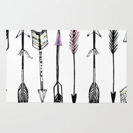 Arrows & more arrows Rug