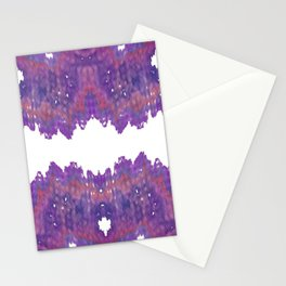 Fabric Geode 2 Stationery Cards