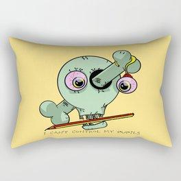 Bad Teacher Rectangular Pillow