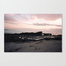 Playa Santa Teresa Canvas Print