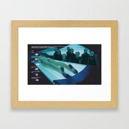 Indoor Pest  Framed Art Print