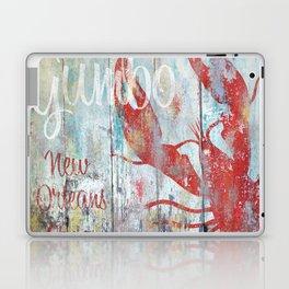 New Orleans Gumbo Sign Laptop & iPad Skin