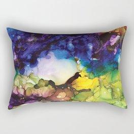 Cosmic Art 1 Rectangular Pillow