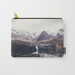 Stormy Fairy Pools Carry-All Pouch