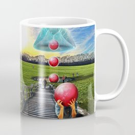 Interspatial Field Coffee Mug