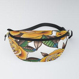 'Tis But A Yellow Rose Fanny Pack