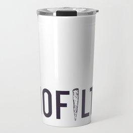 #nofilter Travel Mug