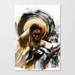 Black Messiah Canvas Print