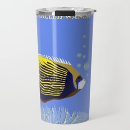 A Fish Called Wanda Travel Mug