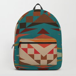American Native Pattern No. 81 Backpack