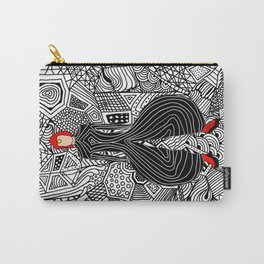 Heroes Fashion 6 Carry-All Pouch