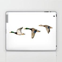 Flying Mallards Laptop & iPad Skin