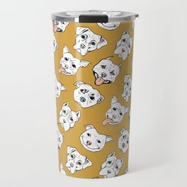 Pittie Pittie Please! 2 Travel Mug