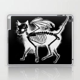 Devil Kitty - inverted Laptop & iPad Skin