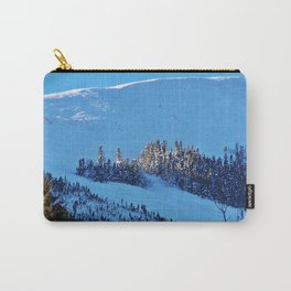 Above the Treeline, Mount Hog's Back Carry-All Pouch