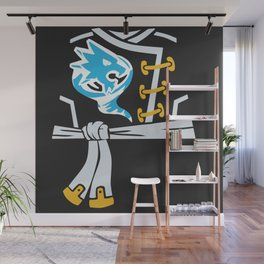 Zane suit  Wall Mural