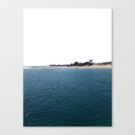 Surfside Beach Canvas Print