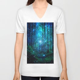magical path Unisex V-Neck