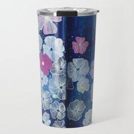 Celestial Blooms Travel Mug