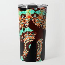 Spiced Elephant Travel Mug