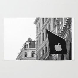 Apple Store London Rug