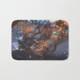 Wrong side of heaven color version Bath Mat