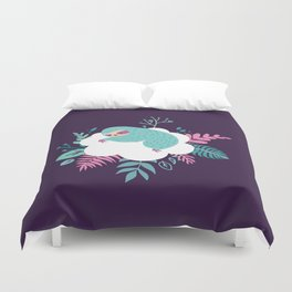 Little Sleeping Sloth Duvet Cover
