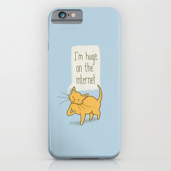 Huge on the Internet iPhone & iPod Case