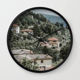 Hilltop Wall Clock