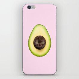 AvoCATo iPhone Skin