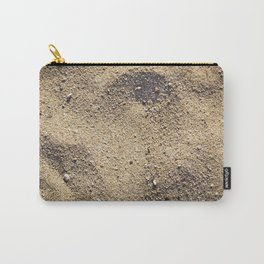 Texture #5 Sand Carry-All Pouch