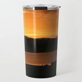 Sunrise - Ben Lowmond - Tasmania Travel Mug