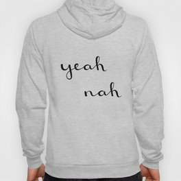 I hear what you're saying, but I disagree. Hoody
