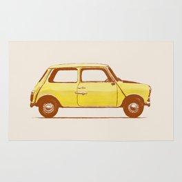 Famous Car #1 - Mini Cooper Rug