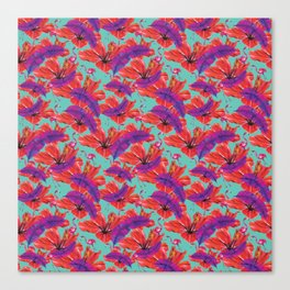 Flamingo TOT Canvas Print