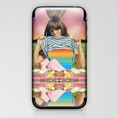 Internal Rainbow II iPhone & iPod Skin