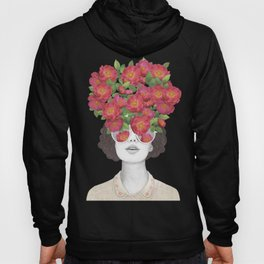 The optimist // rose tinted glasses Hoody