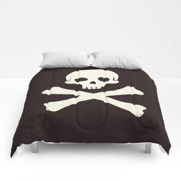 Skull & Crossbones Comforters