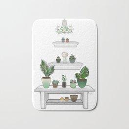 Garden Pyramid Bath Mat