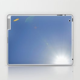 Up in the air.... Laptop & iPad Skin