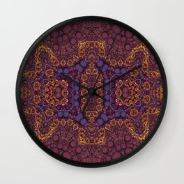 Radically Sequential Pattern 3 Wall Clock