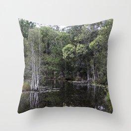 The Billabong Throw Pillow