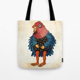 El pájaro Tote Bag