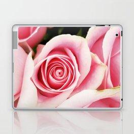 Pink Roses by J.Avery Design Laptop & iPad Skin