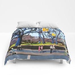 Central Park Comforters