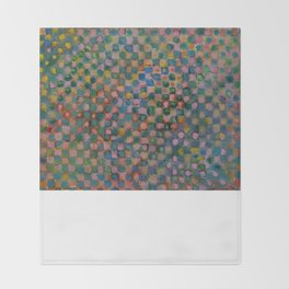 Gravity Rainbow Throw Blanket