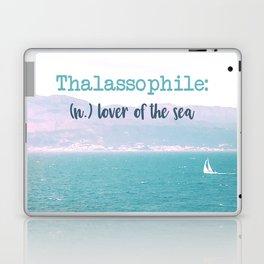 Thalassophile Laptop & iPad Skin