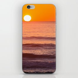 South Ponto Sunset 02 iPhone Skin